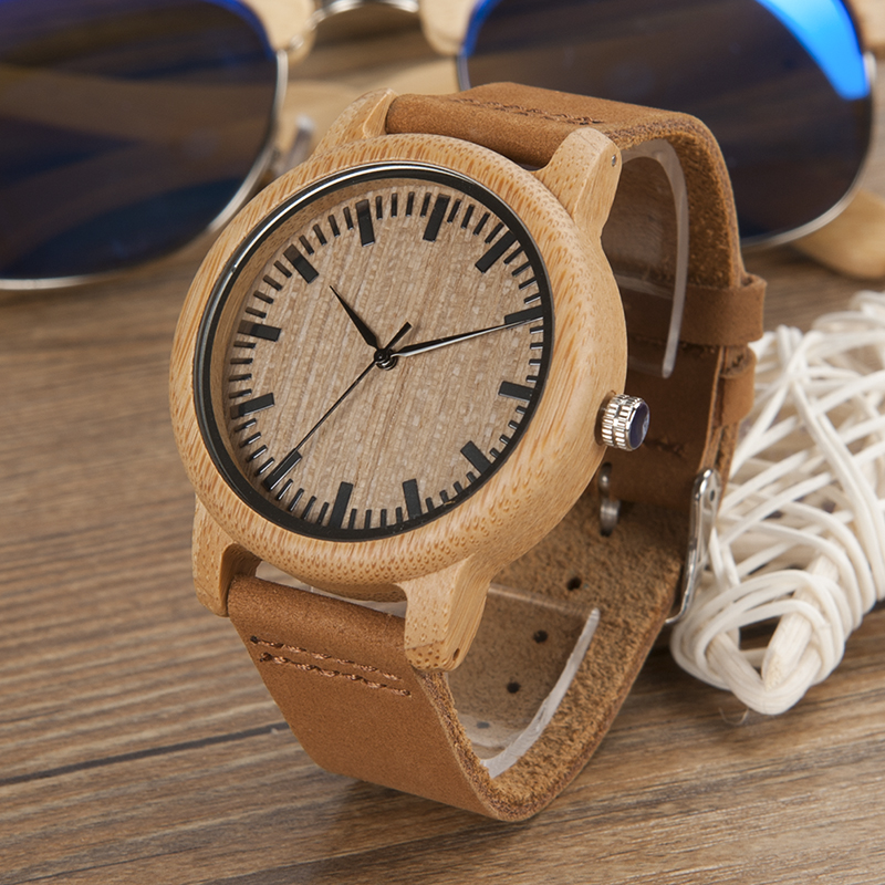BOBO BIRD bamboo watches new design fashion (5)