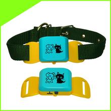 CCTR-623 Real Time Waterproof Cats Pet Dog collar gps tracker Lifetime free platform service charge
