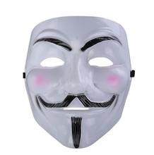 Hot Selling Party Masks V for Vendetta Mask Anonymous Guy Fawkes Fancy Dress Adult Costume Accessory Party Cosplay Masks