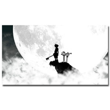 NICOLESHENTING Kingdom Hearts Game Art Silk Poster Print 12x21 24x43inch Wall Picture Home Decoration Kairi Sora 021