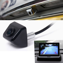 Universal HD Car Rearview Camera backup 170 Degree Rear Parking Reverse Camera For Monitor GPS Rear View Auto Camera For Korea