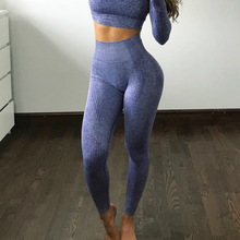 Nepoagym Women New Vital Seamless Leggings Gym Seamless Leggings Yoga Pants Girl Sport Leggings(China)