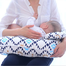 Baby Nursing Pillow 2 in 1 Soft Comfortable Infant Breastfeeding Pillow 100%Cotton U-Shape Baby Nursing breast feeding pillow