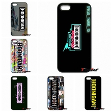 For Xiaomi Redmi Note 2 3 3S 4 Pro Mi3 Mi4i Mi4C Mi5S MAX iPod Touch 4 5 6 Hoonigan JDM CAR Racing Logo Print Phone Case Cover(China)