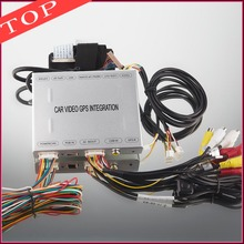 Rear Camera GPS Navigation Car Video Interface For Porsche Cayenne 2012 With PCM 3.1 Systems