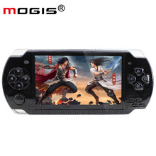 "Mini Portable Handheld Pocket Retro Game Console MP5 Media Player Electronic Game Player For Boy NES/GBA Game 4GB 8GB 4.3"" LCD(China)"
