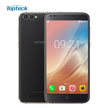 "DOOGEE X30 4 Camera 3G Smartphone Android 7.0 MTK6580 Quad Core 5.5"" HD 2GB+16GB Cellphone 5MP+5MP 8MP+8MP 3360mAh Mobile Phone"