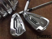 Brand New Boyea RomaRo Ray-V Irons RomaRo Golf Forged Irons Golf Clubs 4-9P R/S Flex Steel Shaft With Head Cover