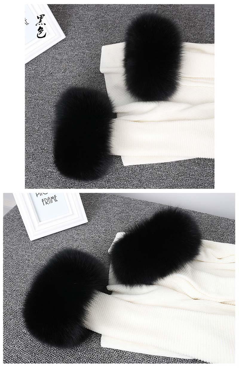 fox fur cuff 6 1