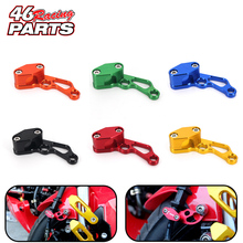 CNC Motorcycle Brake Line Clamps For SUZUKI GSXR Msx125 Msx 125 Gsr 600/750 Gsxr 600/750/1000 Sv 650 Drz400 SV650 Accessories(China)