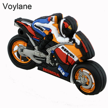 U disk mini memoria pen drive motorcycle gift USB2.0 4GB 8GB 16GB 32GB 64GB moto car cartoon usb flash drive pendrive
