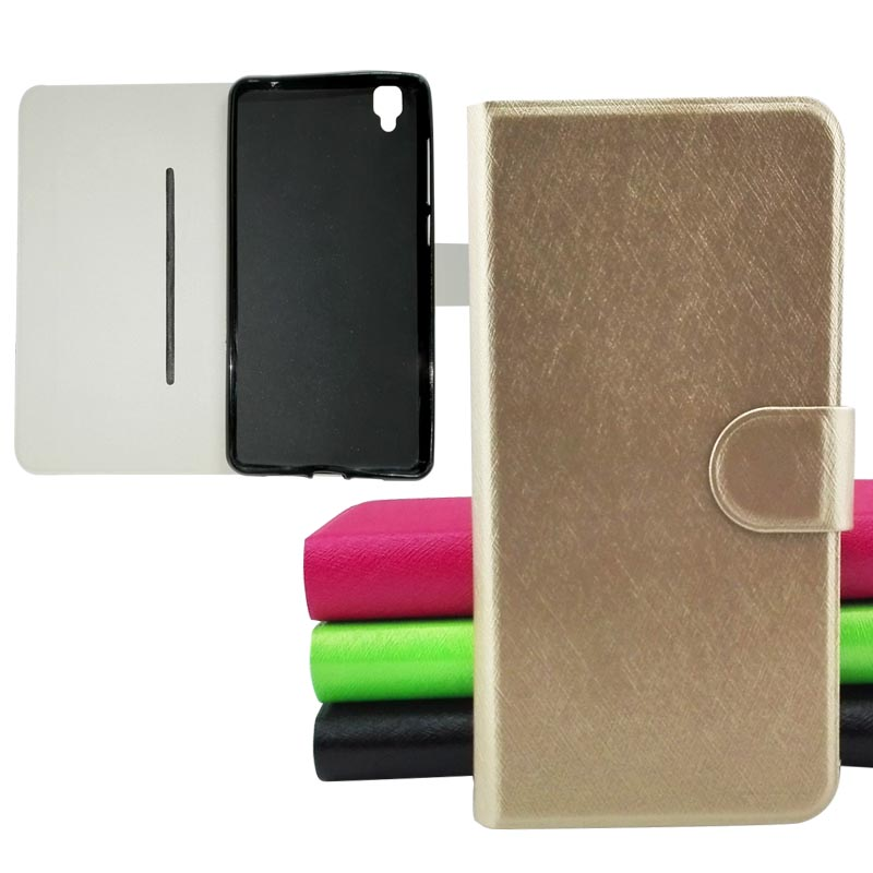 "(Gift Screen Protector Film ) For Bluboo Maya Case 5.5"" , PU Leather Flip Exclusive Cover Case For Bluboo Maya(China)"
