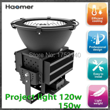 120W LED flood light High power bay light , Stadium lights , heat dissipation  technology, outdoor  IP 65, 3 years warranty