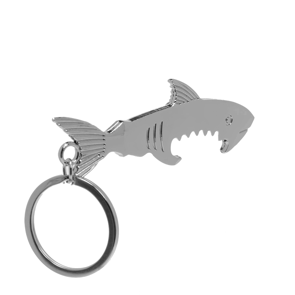 Shark Bottle Opener keychain porte-cl\u00e9s Schl\u00fcsselanh\u00e4nger Gift