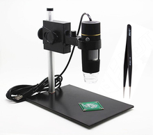 usb microscope Repair Magnifier 8 LED 1000x USB Digital Microscope holder(new),Magnification  Soldering Stand Lamp