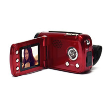 Fashion 1.8 Inch TFT LCD Cameras 2017 Hot Selling 4X Digital Zoom Mini Video Camera Oct16(China)