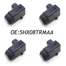 4PCS Front PDC Ultrasonic Parking Sensor For Jeep Grand Cherokee 5HX08TRMAA 3 Pins(China)
