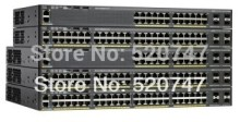 NEW Cisco WS-C2960X-24TS-L 24/10/100/1000 +4 SFP Gigabit Switch +Intelligent management