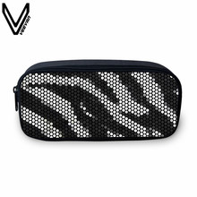 VEEVAN 2017 Hot Sale Bright And Colorful Spots Printing Case Students Casual Make Up Bags Beautiful Box Coin Purse Bags