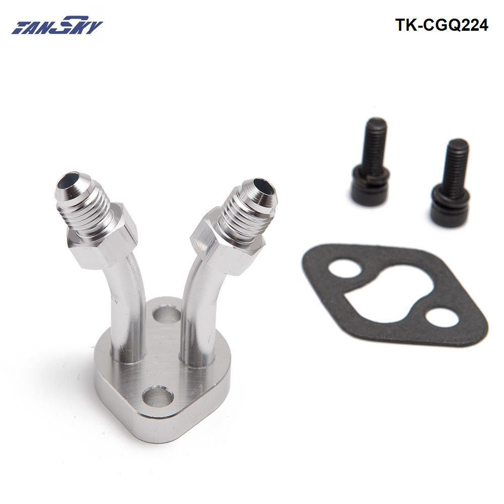 For Toyota CT9 CT12 CT20 CT26 Turbo Water / Coolant Flange Kit TK-CGQ224