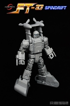 [Show.Z Store] [Pre-order] FansToys FT-27 Fans Toys FT27 Spindrift MasterPiece Seaspray Transformation Action Figure