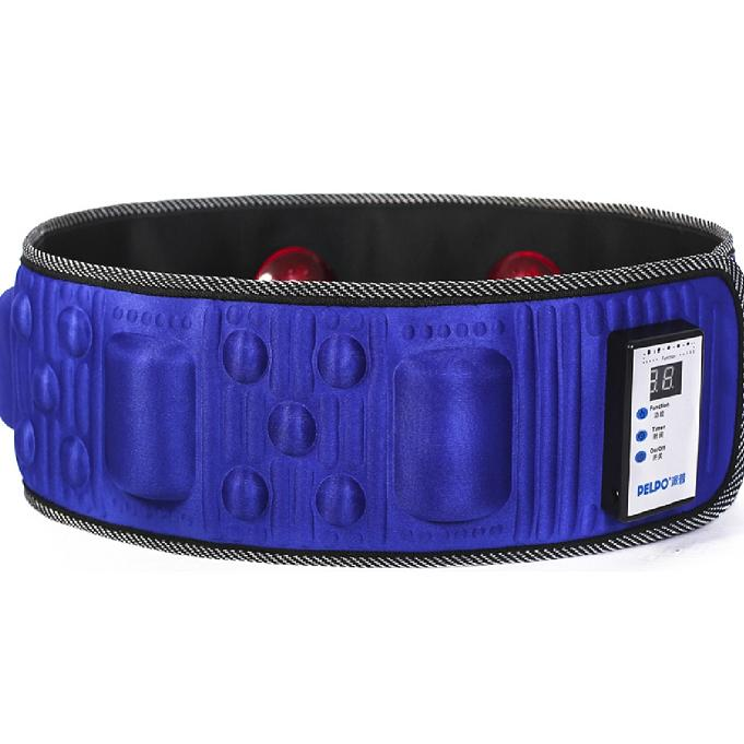 X5 Strong vibration Weight loss belt fat burning powerful thin waist belt type massager slimming belt<br>