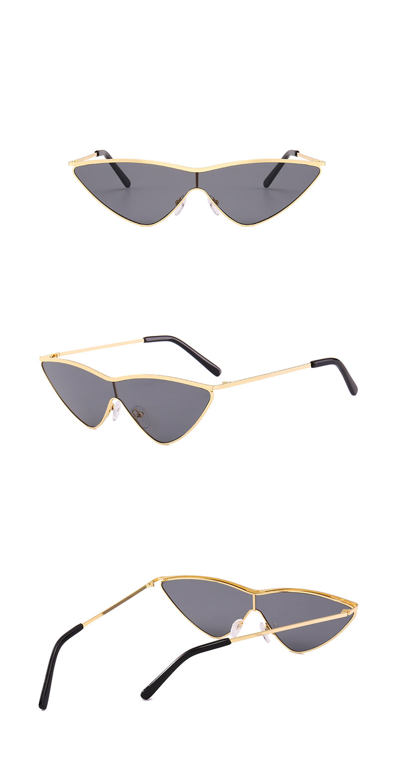 metal cat eye sunglasses women small 0335 details (3)