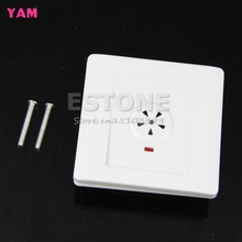 2-Wire System Sound Motion PIR Sensor Light Wall Mount Control Touch Switch(China)