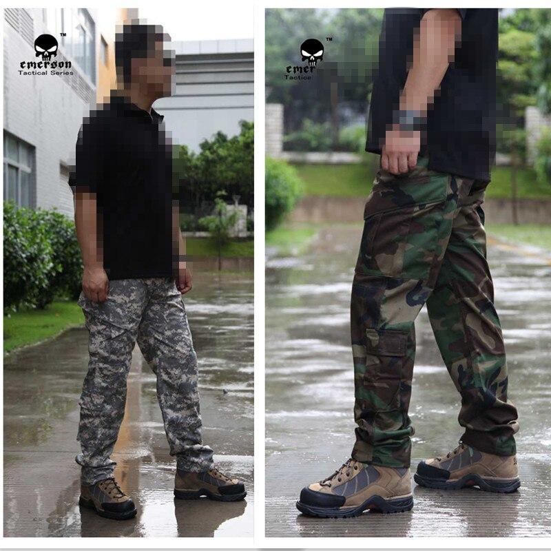 Emerson BDU Pants WOODLAND / ACU Tactical Pants Emerson BDU Military Army Pants acu EM8523/EM8524<br>