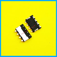 5PCS New 4Pin Inner Battery Connector Holder Clip Contact replacement for mobile phones for Alcatel ZOPO THL Jiayu high quality(China)