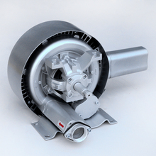 Double stage 700 W Belt driver air blower&bare shaft blower for industry use(China)