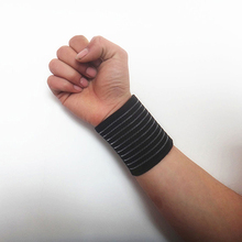 New Elastic Wrist Ankle Elbow Knee Brace Gym Sport Bandage Guard Support