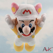 Wholesale Super Mario Plush toys dolls Soft kawaii Stuffed & Plush Animals pp cotton 20cm Flying Mary Louis For kids best gift