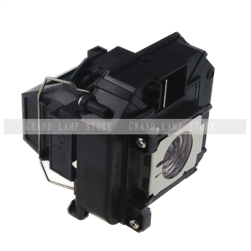 Replacement projector lamp with houing ELPLP61 for EB-925/EB-430/EB-435W/EB-430LW/EB-915W/H388A/H388B/H388C/H389A/H449A<br><br>Aliexpress