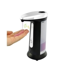 Free Shipping by Fedex IE 60 Pcs Automatic Sensor Cream Sanitizer Soap Dispenser Infrared Handfree Touchless(China)