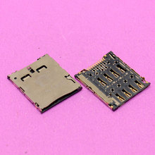 YuXi Brand New Sim Card reader holder slot tray memory card socket module for Samsung S4 Zoom SM-C101/ For OPPO X907.(China)