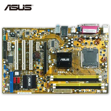Asus P5PL2 Desktop Motherboard 945 Socket LGA 775 DDR2 SATA2 USB2.0 ATX Second-hand High Quality(China)
