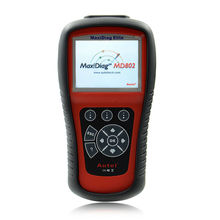 Autel Maxidiag Elite MD802 4 systems Update Via Internet Engine + Transmission + ABS + Airbag Autel MD802 Diagnostic Tool