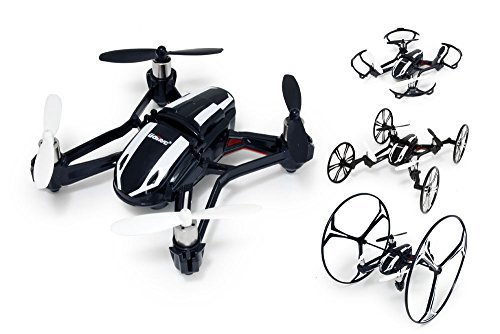 UDI U841 6-Axis Gyro 2.4Ghz 4-in-1 RC Quadcopter with HD Camera