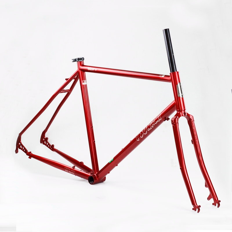 blazer 26 touring frame red
