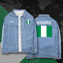 Nigeria Nijeriya Nigerian NG denim jackets men coat men's suits jeans jacket thin jaquetas 2017 sunscreen autumn spring nation(China)
