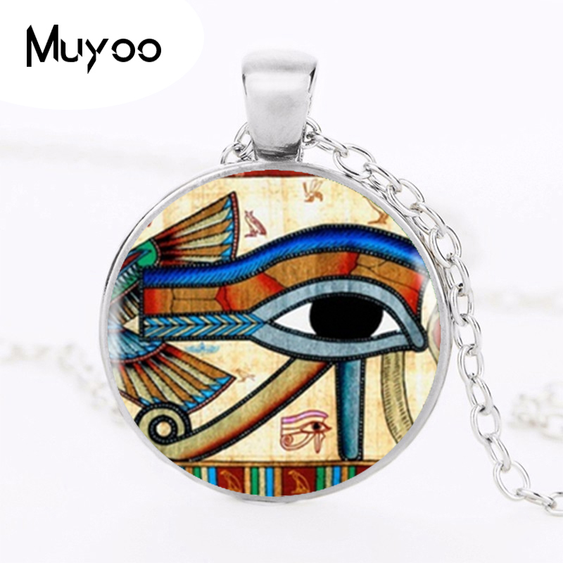Flower of Life Earth Sacred Geometry New Egyptian Ankh Symbol Pendant Necklace