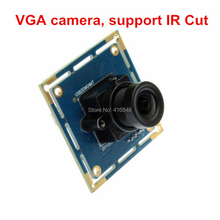 Buy cheap usb camera, 640X480 VGA CMOS OV7725 micro usb camera module