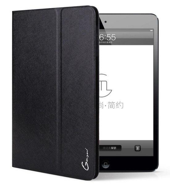 For Apple iPad Mini Smart Cover Case For mini 2 iPad +screen protectors+stylus pen 100% Brand GUMI NEW Stand Flip Leather Case<br><br>Aliexpress