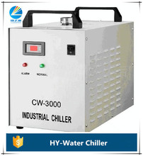 CW3000 water chiller for 80W Co2 glass tube