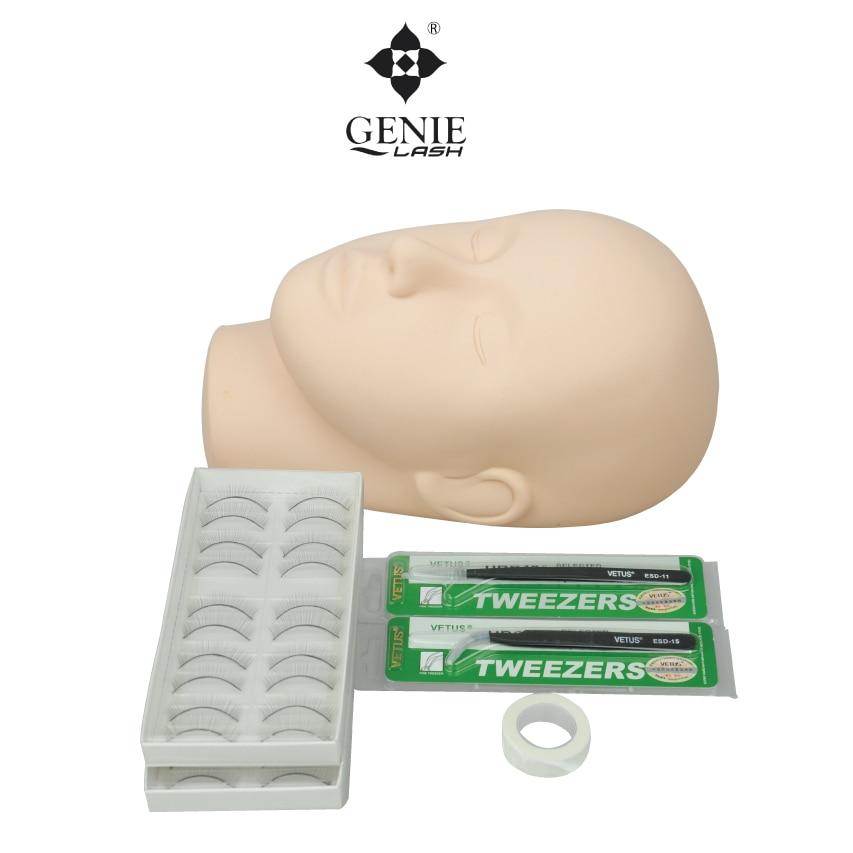 1 Set Eyelash Extension Tools Kit Free shipping Kit  No.Set-2 False eyelash kit<br>