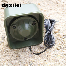 35W 125dB Hunting Equipment Decoy Bird Caller MP3 Player Bird Sound Loudspeaker Animal Device Speaker