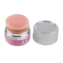 New Women Girls 3D Pure Mineral Face Cheek Soft Natural Blush Blusher Powder Cosmetic With Sponge Hot Selling high quality Pop
