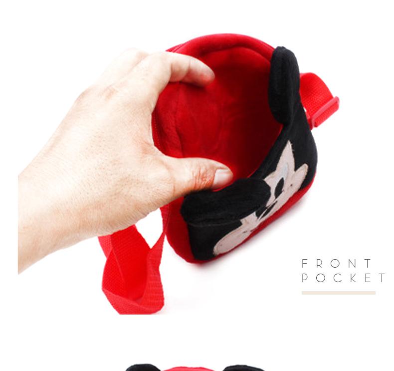 Cute Kids Messenger Bag Little Boys Girls Sling Bag Christmas Gift Satchel (10)