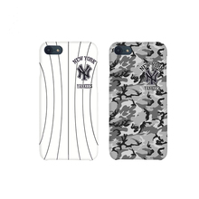 High quality New York Yankees NYY 3D baseball team hard plastic cover case for iphone 6 S 6S plus 7 7Plus phone cases coque capa